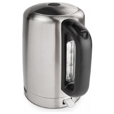 Kettle Stainless Steel Deluxe Boliiore Capacità: 1,7 Litri Potenza: 2000 Watt