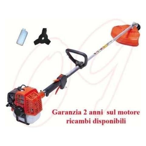 Image of Decespugliatore Tagliaerba Rasaerba A Scoppio 43 Cc Miscela Al 2%