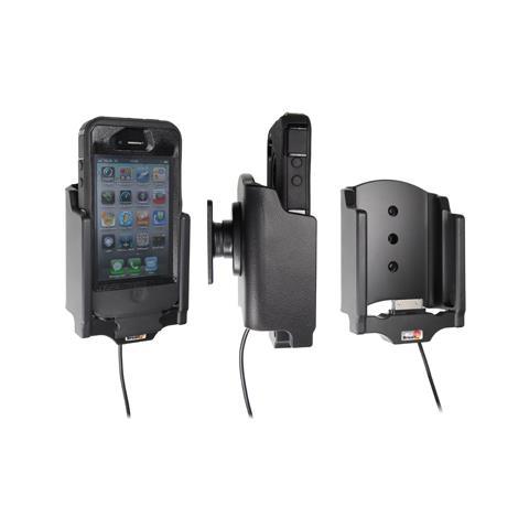 Brodit 527378 Active holder Nero supporto per personal communication