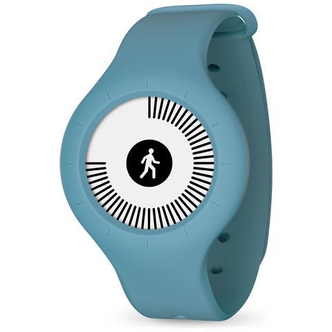 NOKIA Orologio GO Blu Smart Tracker Nuoto e Sonno connessione Bluetooth per Android e iOS