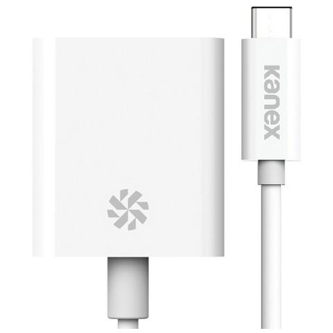 KANEX KU31CHD4K USB-C HDMI Bianco cavo di interfaccia e adattatore