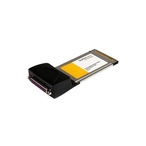scheda parallela per laptop pcmcia cardbus 1 porta