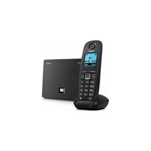 Gigaset Cordless A540 IP DECT + VoIP colore Nero