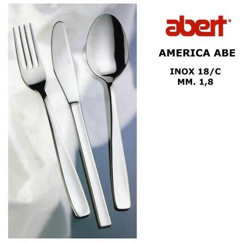 ABERT Cucch. caffe'pz. 3 pack america abe