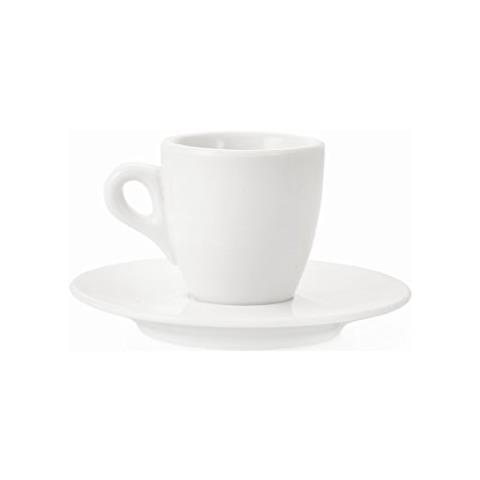 TAZZ. CAFFÈ PZ. 6 C / P PORCEL. BCO
