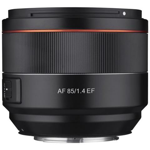 Af 85mm F1.4 Canon Ef Garanti 2 Ans