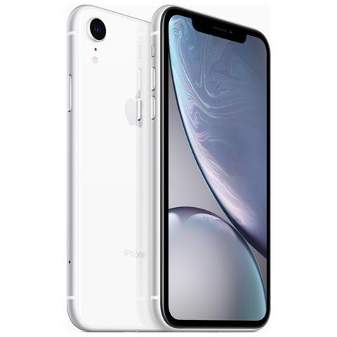 Apple iPhone XR 64Gb Bianco (Ricondizionato SILVER)