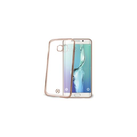 CELLY Laser Cover S6 Edge Gd