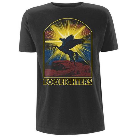 PHM Foo Fighters - Winged Horse (T-Shirt Unisex Tg. M)