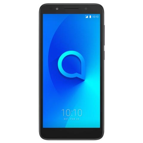 """ALCATEL 1X Nero 16 GB 4G / LTE Dual Sim Display 5.3"""" HD Slot Micro SD Fotocamera 13 Mpx Android Italia"""