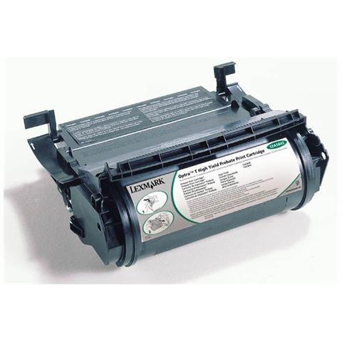 Image of 0012A5845 Toner Originale Nero per Lexmark T610 / T610N Capacit