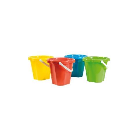 ANDRONI Gioco Mare Secchiello Colori Assortiti D 23cm