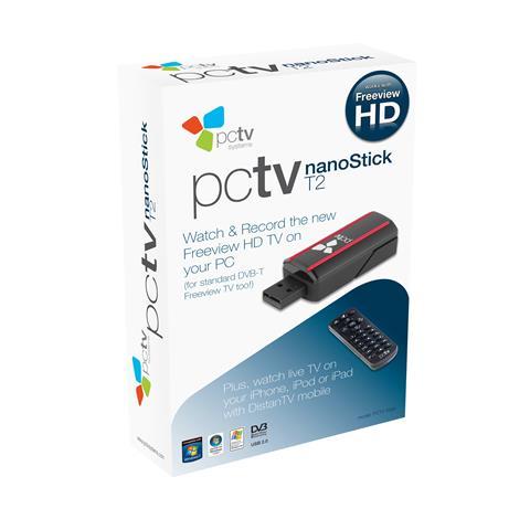 Hauppauge Triplo Sintonizzatore TV DVB-T2 / USB / H. 264 / MPEG1