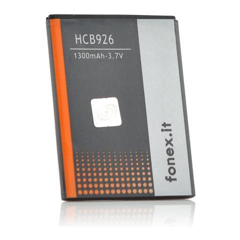 FONEX Batteria Li-Ion High Capacity 1300 mAh per Samsung S6810 Galaxy Fame