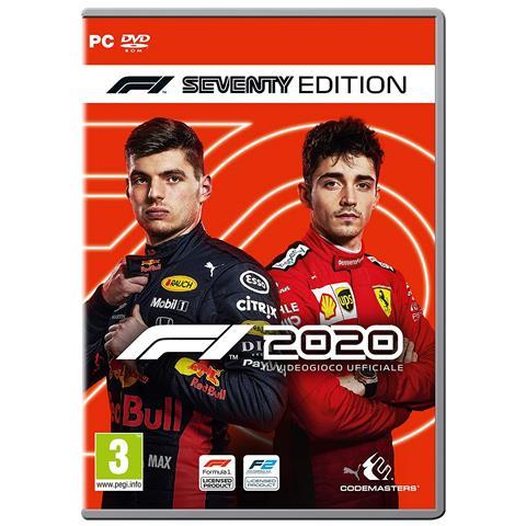 KOCH MEDIA PC - F1 2020 Seventy Edition - Day One: 10/07/2020