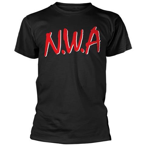 PHM N. W. A. - Logo (T-Shirt Unisex Tg. L)