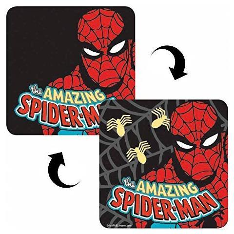 Marvel: Spider-man (sottobicchiere Lenticolare)