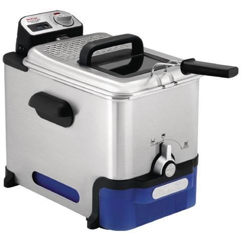 Friggitrice Oleoclean Pro FR 8040 Capacità 3.5 Litri 2300 Watt Colore Inox