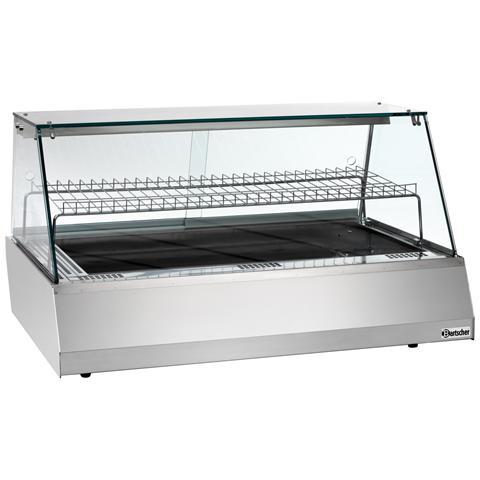 306052 Vetrinetta per alimenti riscaldata 3/1 GN 3,2kW