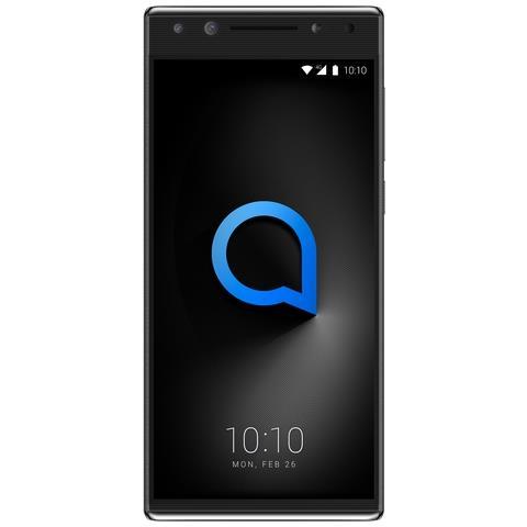 """ALCATEL 5 Nero 32 GB 4G / LTE Dual Sim Display 5.7"""" HD Slot Micro SD Fotocamera 16 Mpx Android Italia"""