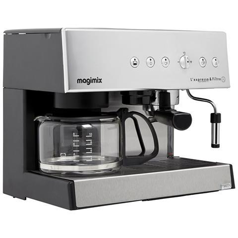 caffè espresso combinata Auto Chrome Mat 2010w 10 11423 Cups