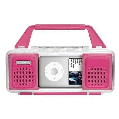LOVEMYTIME EM110331417 Rosa, Bianco custodia MP3 / MP4