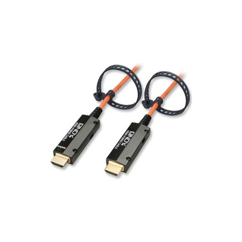 LINDY Cavo HDMI High Speed ibrido, 30m