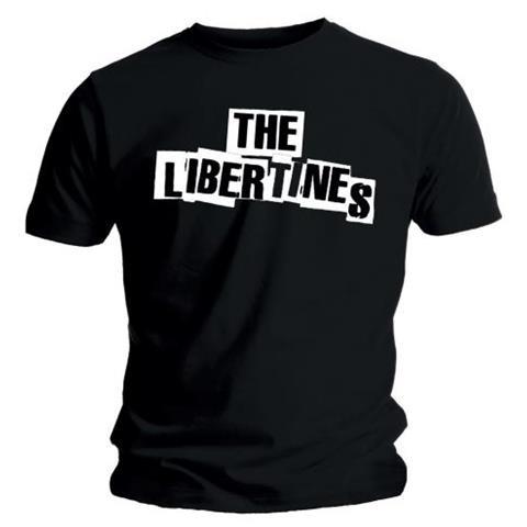 ROCK OFF Libertines - Logo (T-Shirt Unisex Tg. XL)