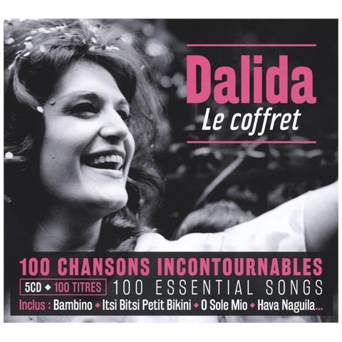 WAGRAM Dalida - The Boxset (5 Cd)