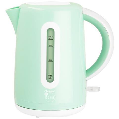 Bollitore Elettrico Cordless 1,7 L 2200w Verde Menta Awk300evm