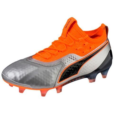 138bde6597336 PUMA - Calcio Junior Puma One 1 Leather Fg   ag Scarpe Da Calcio Eu 37 1 2