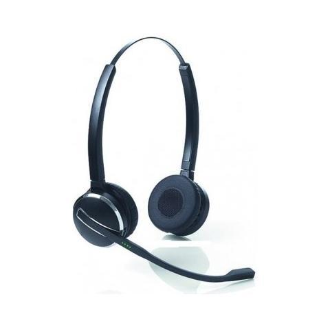 JABRA 14401-03 Stereofonico Padiglione auricolare Nero cuffia e auricolare