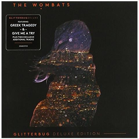 WARNER BROS Wombats (The) - Glitterbug