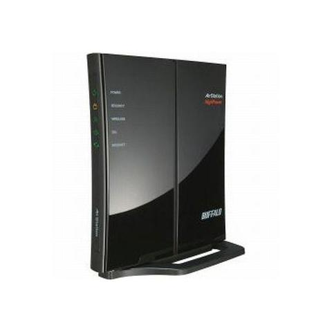 BUFFALO TECHNOLOGY Airstation N-Technology High Power Modem Router 300Mbps