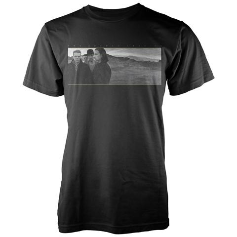 PHM U2 - The Joshua Tree Metallic Print (T-Shirt Unisex Tg. S)