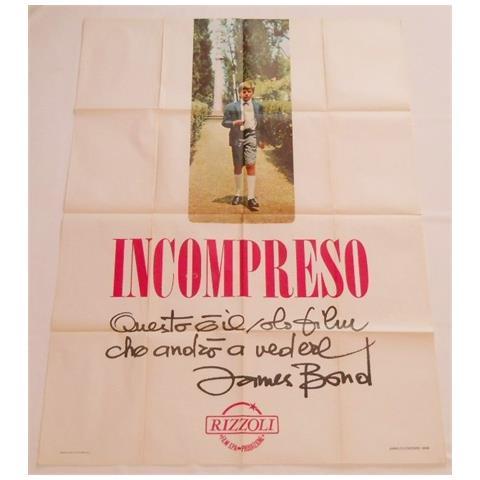Vendilosubito Manifesto Originale Del Film Incompreso Del 1966 Raro