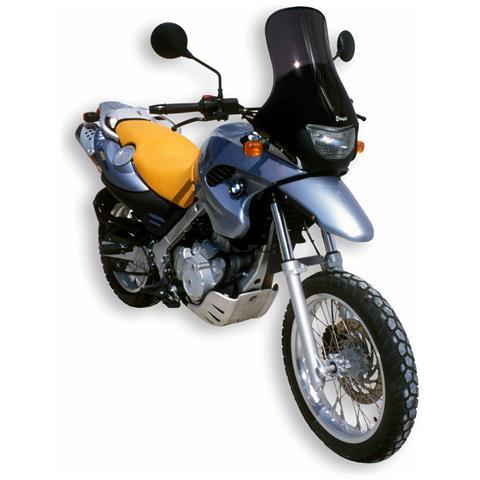 Cupolino Alto + 15 Cm (Totale 36 Cm) Ermax Per F 650 Gs 2000/2007 + Dakar & G 650 Gs 2010...