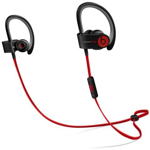 Beats by Dre Powerbeats2 Auricolari sportivi con microfono Wireless - Nero