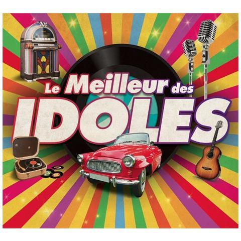 WAGRAM Meilleur Des Idoles (Le) (4 Cd)