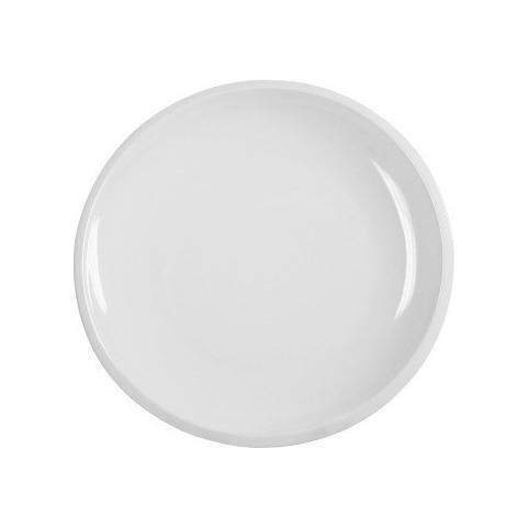Toninelli Style Bianco-piatto Frutta Cm. 20in Porcellana