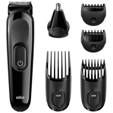 BRAUN Multi Grooming Kit Ric Con 6 Accessori