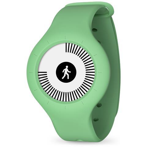 NOKIA Orologio GO Verde Smart Tracker Nuoto e Sonno connessione Bluetooth per Android e iOS
