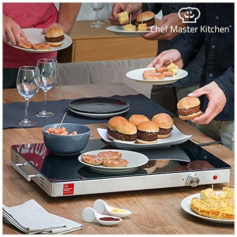 Vassoio Scaldavivande Chef Master Kitchen Serie S 400w