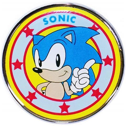 HALF MOON BAY Sega: Sonic - Pin Badge Enamel (spilla Smaltata)