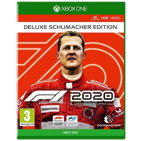 KOCH MEDIA XONE - F1 2020 Deluxe Schumacher Edition - Day One: 07/07/2020