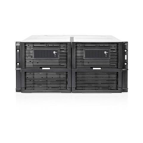 D6000 Dual I / O Module Disk Enclosure