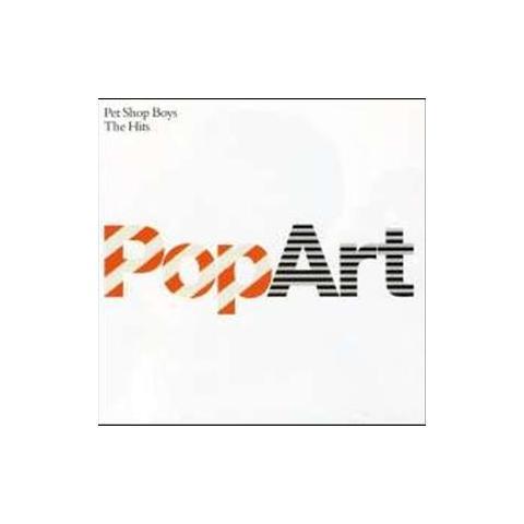 WARNER BROS Cd Pet Shop Boys - Popart - The Hits