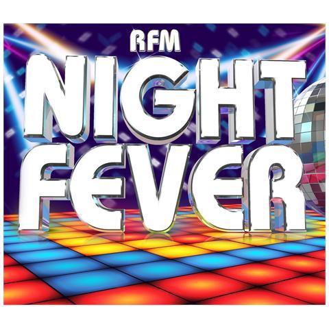 WAGRAM Rfm Night Fever (5 Cd)