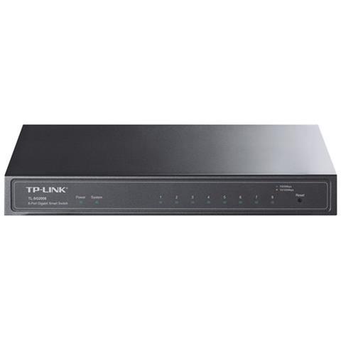 Image of 8-port Pure-Gigabit, 8 10/100/1000Mbps