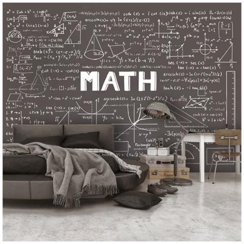 Fotomurale_Mathematical_Handbook_artgeist
